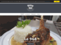 venez découvrir le 968 restaurant gastronomique a  lyon