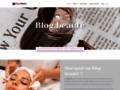 Détails : Blog beauté