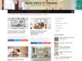 Voir la fiche détaillée : Blog Déco & Design