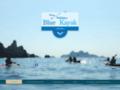 Voir la fiche détaillée : kayak de mer cassis marseille et ses calanques : Blue kayak