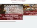 Détails : Boucherie de la Tour Penchée
