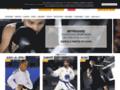 Voir la fiche détaillée : Adidas sports de combat et arts martiaux
