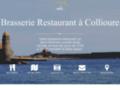 Voir la fiche détaillée : Brasserie le Saint Elme (Collioure) : restaurant en bord de mer (Collioure)