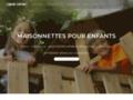 Voir la fiche détaillée : Sélectionner une cabane pour vos enfants.