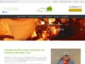 Détails : Calvados du Père André, producteur de Calvados à Banville près de Caen