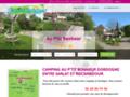 Voir la fiche détaillée : Au P'tit Bonheur camping en Dordogne