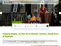 Camping 3 étoiles dans les Vosges