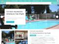 Voir la fiche détaillée : Camping familial au Cap d'Agde - 123 SUD VACANCES