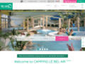 Voir la fiche détaillée : Camping vendée 4 étoiles