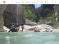 Voir la fiche détaillée : Canyoning et escalade sur Nice Côte d'Azur
