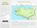 Détails : Carte Bretagne