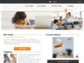 1 prise RJ45 : réseaux de communication web tv tel