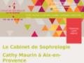 Détails : Maurin Cathy, cabinet de sophrologie, Aix-en-Provence