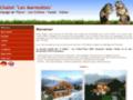 Voir la fiche détaillée : Logement de vacances: chalet en location aux Collons, Suisse