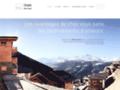 Hébergement dans un chalet de montagne à St-Luc dans le Val d'Anniviers (Suisse)