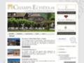 Détails : Champs-Elysees.fr, portail du luxe et du prestige