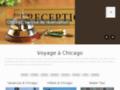 Chicago : Réservation d'hôtel, de vol, de voiture, de restaurant