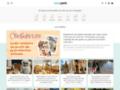 Screenshot de Chien.ws: annuaire chiens par Robothumb.com
