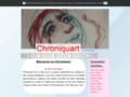 Voir la fiche détaillée : Chroniquart, le rendez-vous des artistes visuels.