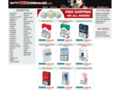 Détails : e-liquide de cigarette electronique