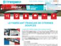 Détails : Citerne souple, réserve incendie haute qualité fabriquées en France : Citerneo