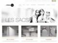 Détails : Sacs et sachets en papier de luxe à prix usine