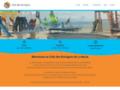 Détails : Club de plage La Baule, école de voile, école de natation