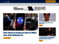 Détails : Coin24.fr, actualités des cryptomonnaies