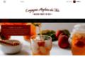 Voir la fiche détaillée : Compagnie Anglaise des Thés et son thé jasmin