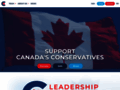 Details : Conservative Party of Canada