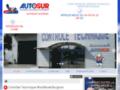 Détails :  Contrôle technique auto avec AUTOSUR pas cher