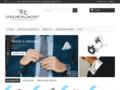 Détails : Commercialisation des accessoires pour habillement sur Coolmetaljacket