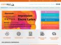 Voir la fiche détaillée : Copyself l'impression en ligne avec une gamme complète de produits
