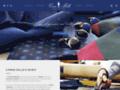 Voir la fiche détaillée : Cravate grenadine