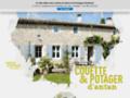Détails : Couette et Potager d'Antan
