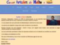 Détails : Cours particuliers de Maths à Nice