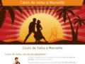Ecole, cours de salsa Marseille