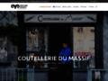 Voir la fiche détaillée : La Coutellerie du Massif, boutique et services en ligne