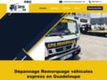 Voir la fiche détaillée : Remorquage Dépannage Véhicule Guadeloupe | CPS Remorquage