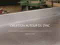Détails : Création autour du zinc