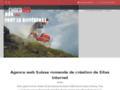 Création internet en Suisse romande