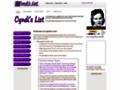 Details : Cyndi's List - Mailing Lists
