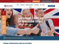 Détails : Séjour d'immersion en anglais