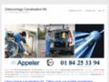 Détails : Débouchage toutes canalisations 175 euro