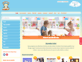 Détails : Décoration de chambre d'enfant