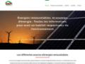 Détails : Le site d'information sur les énergies renouvelalbles