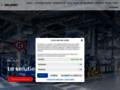 Delamet aspiration ventillation traitement air industriel