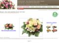 Fleurs d'obsèques