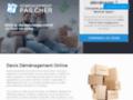Devis déménagement online - Déménagement Lyon