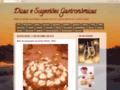 Dicas e Sugestões Gastronómicas